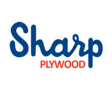 Sharp Plywood